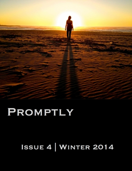 promptly issue 4 cover
